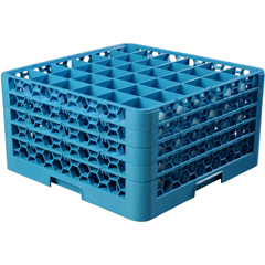 CFSRG36-414CS - CarlisleOptiClean™ Compartment with 4 Extenders