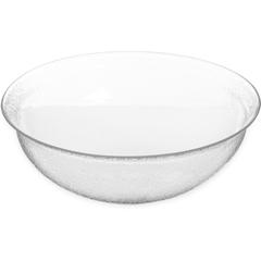 CFSSB7607CS - Carlisle - Round Acrylic Pebbled Bowl