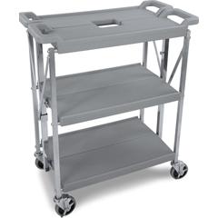 CFSSBC152123CS - CarlisleFold 'N Go® Cart - Grey