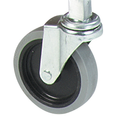 CFSSBCC24000 - CarlisleFold N Go Cart Replacement Caster