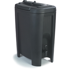 CFSXB503CS - Carlisle - Beverage Dispenser 5 Gal - Black