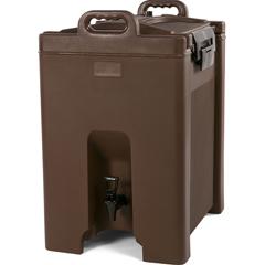 CFSXT1000001CS - CarlisleCateraide Beverage Server 10 Gal - Brown