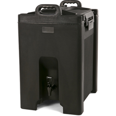 CFSXT1000003CS - CarlisleCateraide Beverage Server 10 Gal - Black