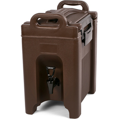 CFSXT250001CS - CarlisleCateraide Beverage Server 2.5 Gal - Brown