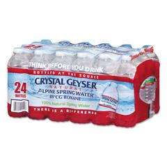 CGW24514 - Crystal Geyser Alpine Spring Water®