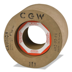 CGW421-35291 - CGW AbrasivesCalendared Rubber Feed Regulating Wheels