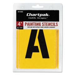 CHA01565 - Chartpak® Professional Lettering Stencils