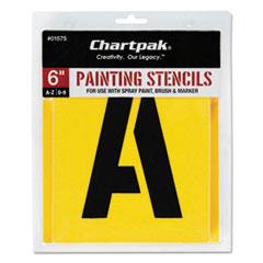 CHA01575 - Chartpak® Professional Lettering Stencils