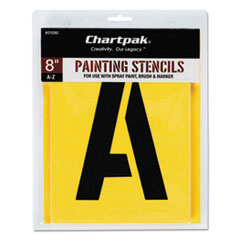 CHA01580 - Chartpak® Professional Lettering Stencils