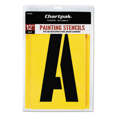 CHA01590 - Chartpak® Professional Lettering Stencils