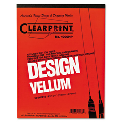 CHA10001410 - Clearprint® Design Vellum Paper