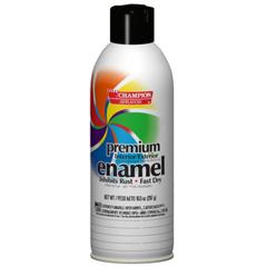 CHA419-0921 - Chase ProductsChampion Sprayon® Premium Enamel Gloss - Black