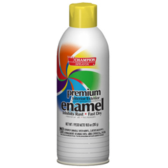 CHA419-0929 - Chase ProductsChampion Sprayon® Gloss Canary Yellow Enamel