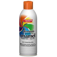 CHA419-0930 - Chase ProductsChampion Sprayon® Gloss Danger Orange Enamel