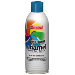 CHA419-0942 - Chase ProductsChampion Sprayon® Gloss Ocean Blue Enamel