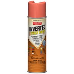 CHA419-4802 - Chase ProductsChampion Sprayon® Inverted Paint - Fluorescent Red Orange