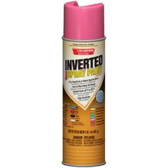CHA419-4804 - Chase ProductsChampion Sprayon® Inverted Paint - Fluorescent Dark Red