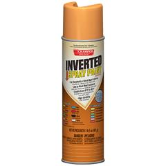 CHA419-4811 - Chase ProductsChampion Sprayon® Inverted Paint - Fluorescent Orange