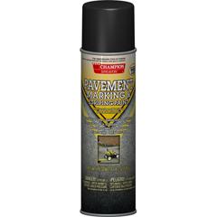 CHA419-4841 - Chase ProductsChampion Sprayon® Pavement Striping Paint -  Flat Black