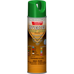 CHA419-4852 - Chase ProductsChampion Sprayon® APWA Inverted Paint -  Green