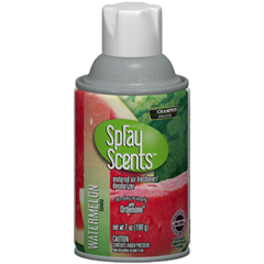 CHA438-5315 - Chase ProductsSpray Scents™ Watermelon Metered Air Freshener