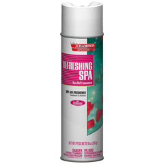 CHA438-5353 - Chase ProductsChampion Sprayon® Refreshing Spa Dry Air Freshener