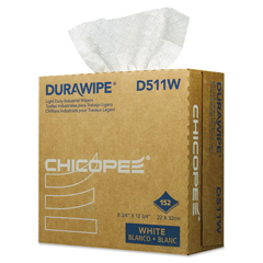 CHID511W - Chicopee® Durawipe® Light Duty Industrial Wipers