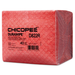 CHID822R - Chicopee® Durawipe® Heavy-Duty Industrial Wipers