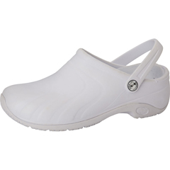 CHRZONE-WHT-8 - Cherokee - Anywear® Womens Zone Clogs