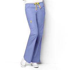 CID5026A-CBL-XXS - WonderWink - Romeo - 6-Pocket Flare Leg Pant