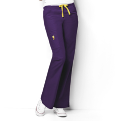 CID5026X-EGP-4XL - WonderWinkRomeo - 6-Pocket Flare Leg Pant