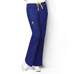 CID5026A-GBL-LG - WonderWinkRomeo - 6-Pocket Flare Leg Pant