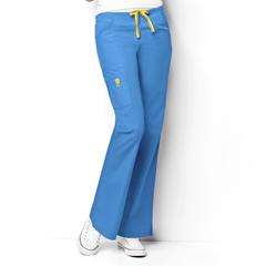 CID5026TX-MBL-3XT - WonderWinkRomeo - 6-Pocket Flare Leg Pant