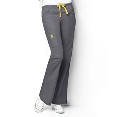 CID5026A-PEW-XL - WonderWinkRomeo - 6-Pocket Flare Leg Pant