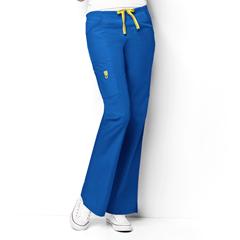 CID5026T-RYL-XST - WonderWinkRomeo - 6-Pocket Flare Leg Pant