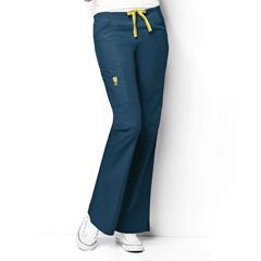 CID5026PX-CRB-2XP - WonderWink - Romeo - 6-Pocket Flare Leg Pant