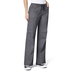 CID5108A-PEW-LG - WonderWinkFaith Multi-Pocket Cargo Pant