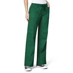 CID5108A-HTR-XS - WonderWinkFaith Multi-Pocket Cargo Pant