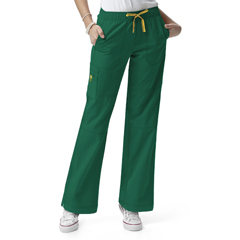 CID5214T-HTR-MT - WonderWinkSporty Cargo Pant - Tall