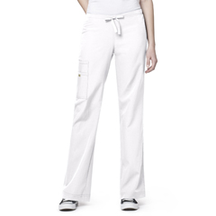 CID5414A-WHT-XS - WonderWinkCargo Drawstring Pant