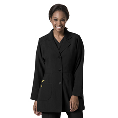 CID7004A-BLK-XS - WonderWinkPerformance Lab Coat