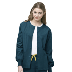 CID8006A-CRB-MD - WonderWinkDelta - Snap Front Jacket