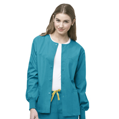 CID8006A-RTL-MD - WonderWinkDelta - Snap Front Jacket