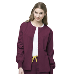 CID8006X-WIN-5XL - WonderWinkDelta - Snap Front Jacket