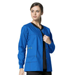 CID8108A-RYL-MD - WonderWinkConstance Snap Jacket