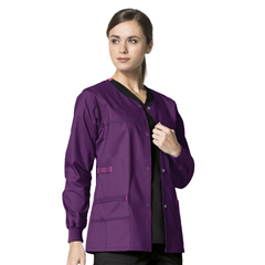 CID8108A-EGP-MD - WonderWinkConstance Snap Jacket