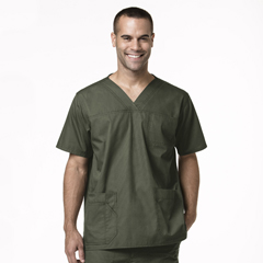 CIDC15208A-OLI-XL - CarharttMens 3 Pocket Top