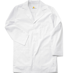 CIDC70006A-WHT-MD - Carhartt5-Pocket Student Lab Coat