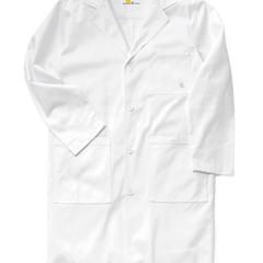 CIDC74003X-WHT-2XL - Carhartt5-Pocket Unisex Twill Lab Coat