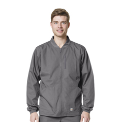 CIDC84108X-PEW-2XL - CarharttMens Ripstop Zip Front Jacket